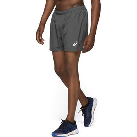 "asics Silver 5"" Shorts Herren dark grey"